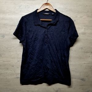 Lands End Soft Knit Polo Shirt. Perfect Condition!